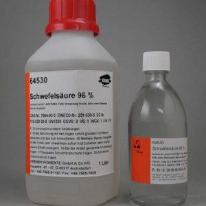zwavelzuur 96 % 250 ml