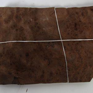 L 32 cm x B 20 cm 12 bladen