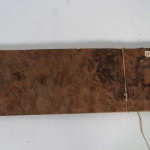 L 43 cm x B 14 cm 24 bladen