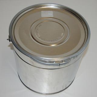 antiekkleurwas zwart 5 Liter