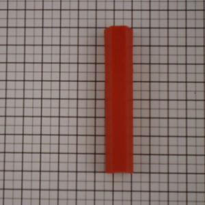 stopwasstaafje oranje, borma 15gr. (zacht) 122